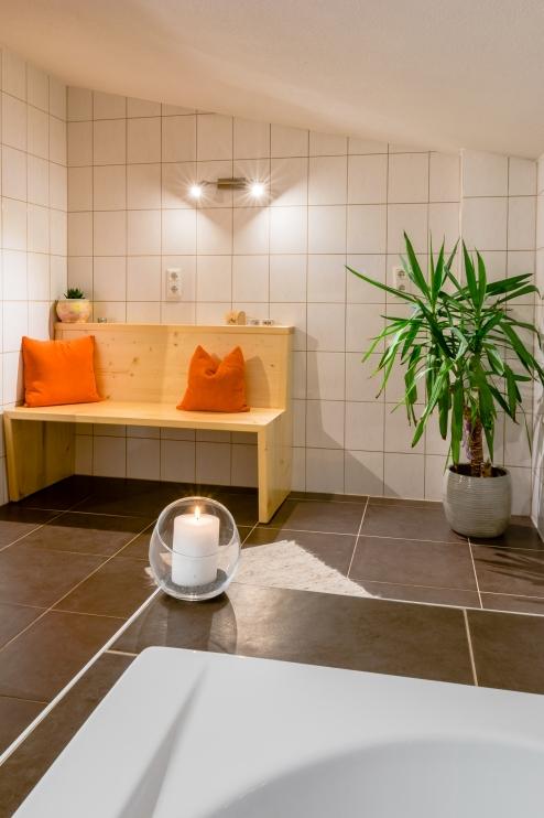 Badezimmer - Relaxen